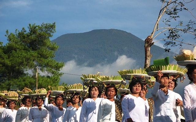 Harvest Festival Java by Yekti Kusmartono