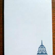 Notepad Borobudur