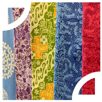 IHS Batik Products Icon Merchandise