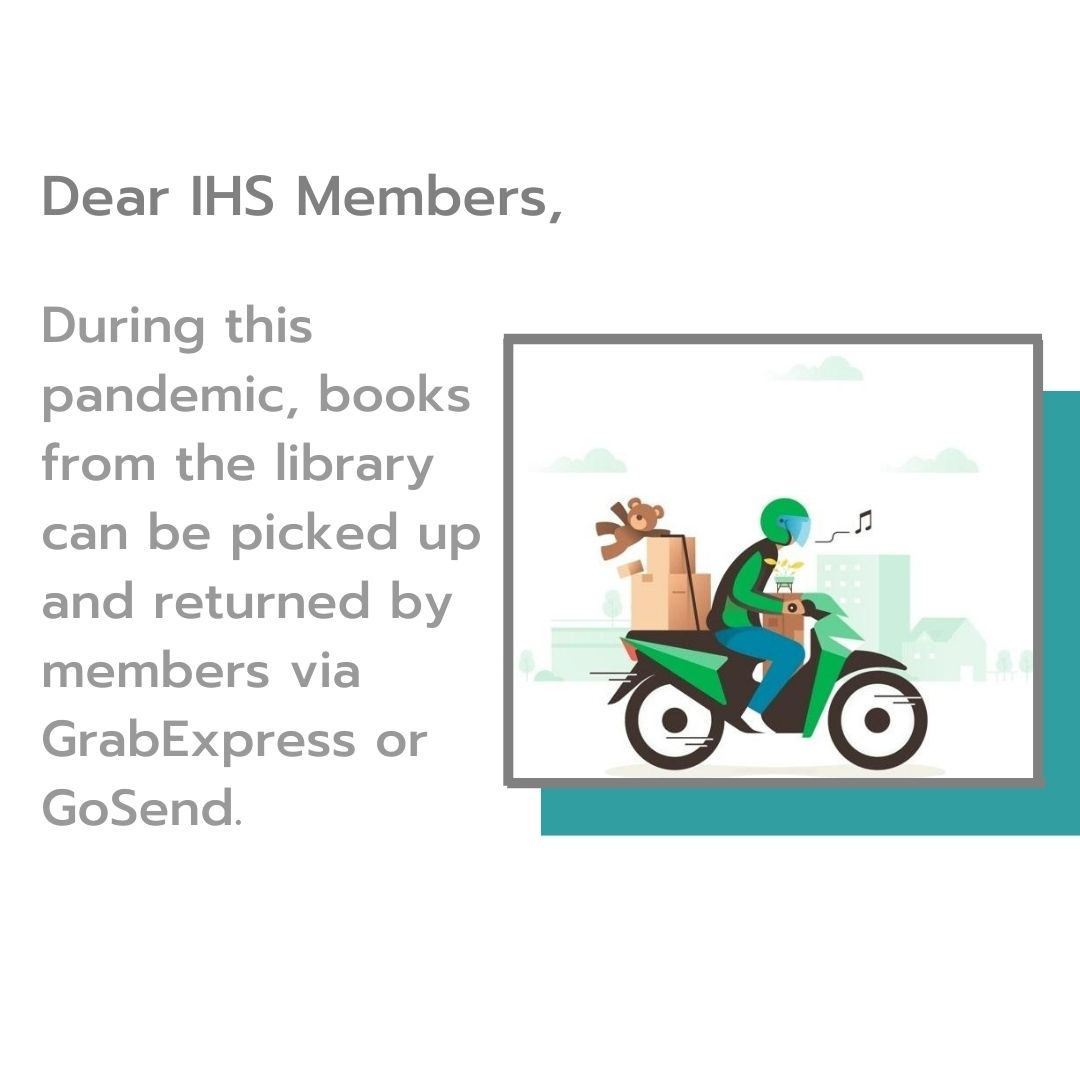 IHS Library Announcement