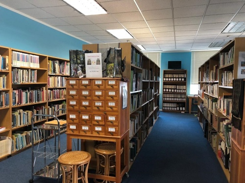 IHS-Library