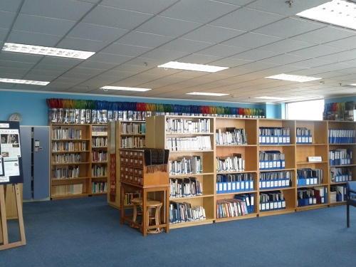 IHS Library books